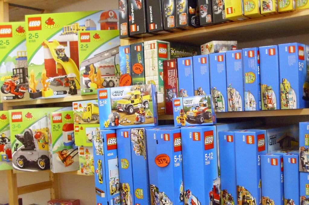 Lego - Ecke