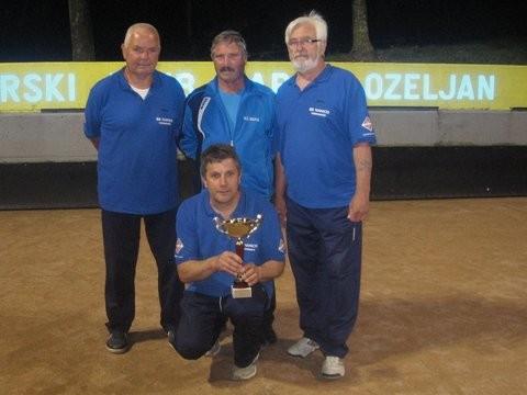 BK Podnanos - pokalno starejši člani 2013