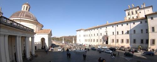 Immagine di Piazza di Corte ARICCIA (RM).