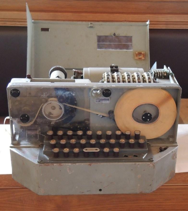 Criptomacchina italiana O.M.I. – Nistri – Italia 1940