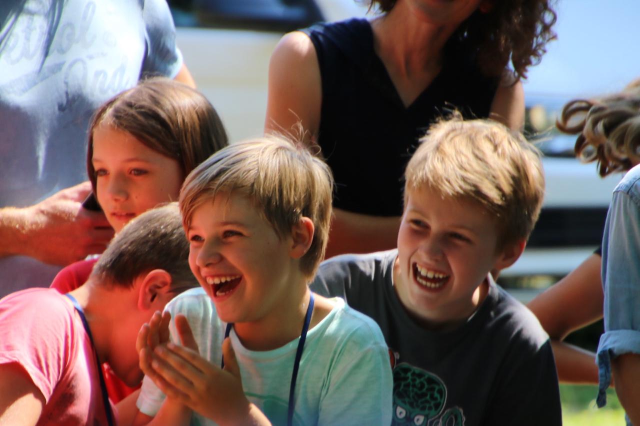 Sommerfest: Verabschiedung der Viertklässler