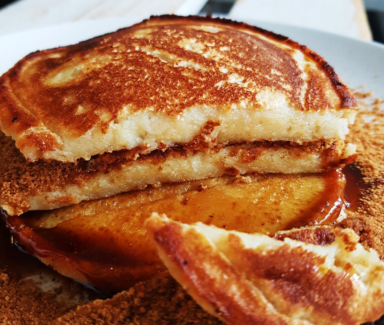 CarbRanger Pancakes