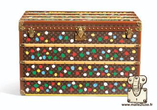 Louis Vuitton 2012 courier trunk - € 239,40
