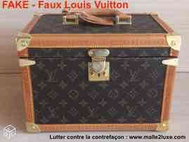 faux vanity louis vuitton made in morocco
