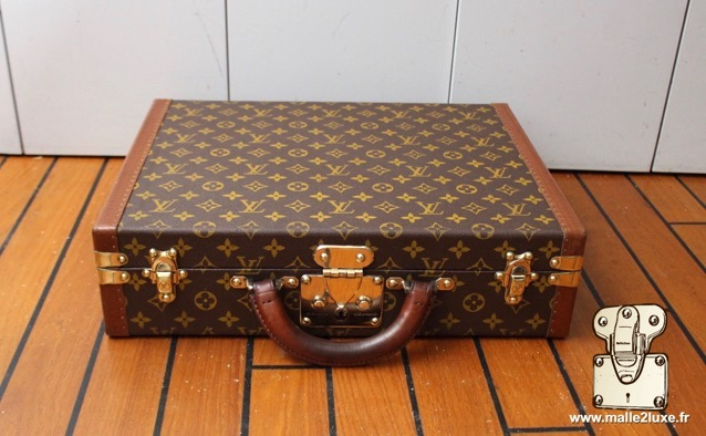 Valise Louis Vuitton president