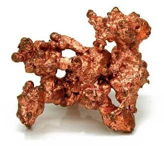 cuivre minerai malle ancienne