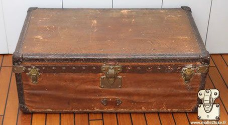 old louis vuitton cabin trunk