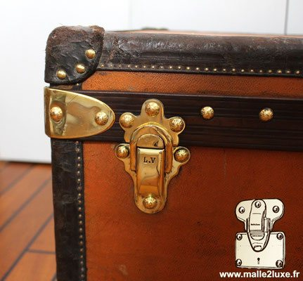 vuittonite cabin trunk Louis Vuitton