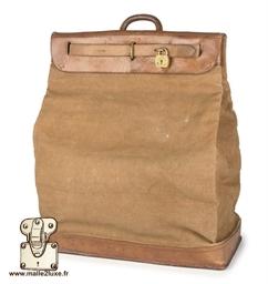 Steamer bag Louis Vuitton 2eme generation