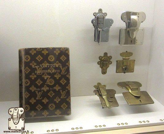 Registre numero de serie Louis Vuitton