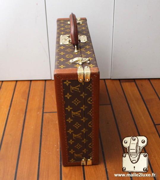 Valise Louis Vuitton coté malle ancienne