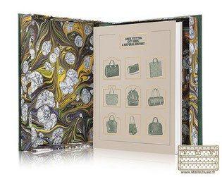 les sacs de ville Louis Vuitton une histoire naturelle