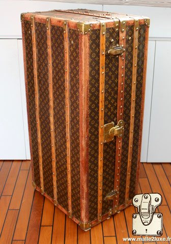 wardrobe double penderie Louis vuitton