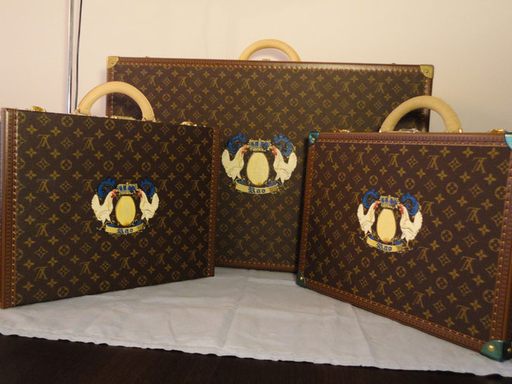 MODERN CUSTOMIZATION Louis Vuitton