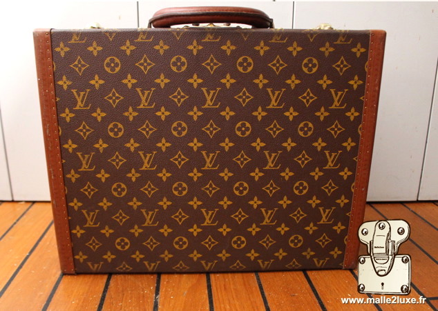 Valise Louis Vuitton toile monogram louis vuitton