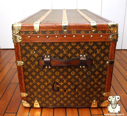 meilleur malle de collection vuitton