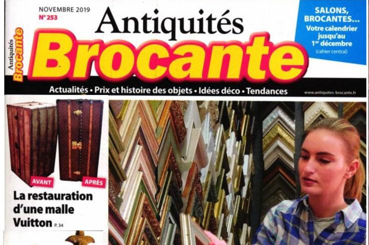 Mensuel - Antiquités Brocante - Novembre 2019