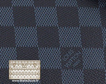 Louis Vuitton sac malle trunk 2015 Edition Damier Cobalt  prix