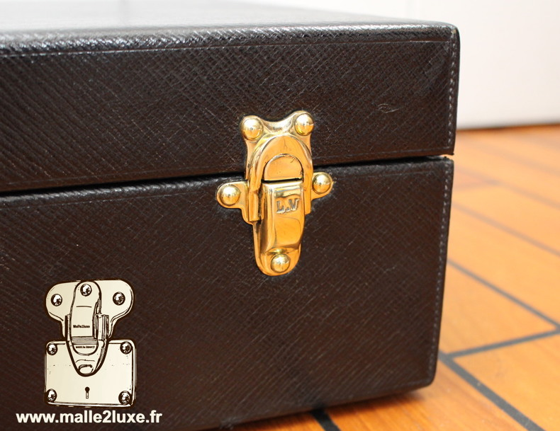 Fermoir Louis Vuitton laiton massif