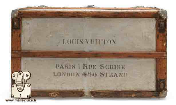 record du monde christie's malle louis vuitton
