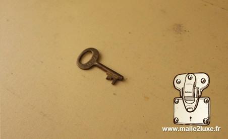 clef ancienne pour ouvrir Valise Louis Vuitton