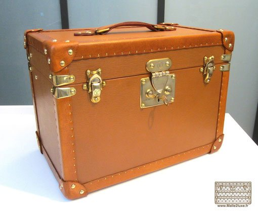 louis vuitton epi leather vanity trunk
