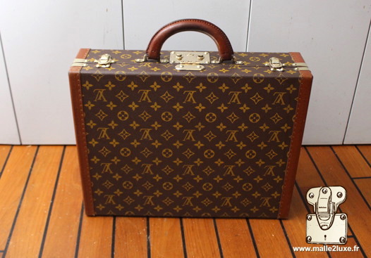 Valise Louis Vuitton vintage president