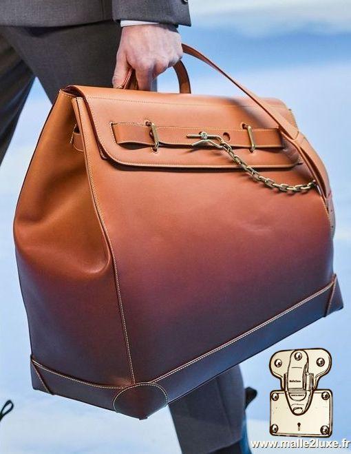 Steamer bag Louis Vuitton 1980