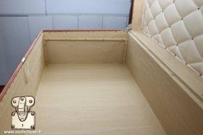 intérieur malle cabine