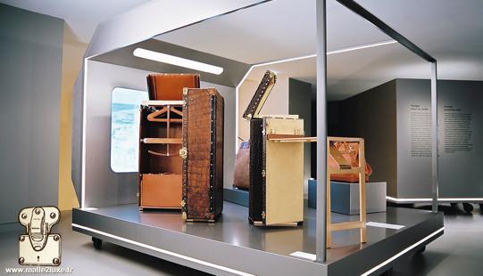 Time capsule Louis Vuitton Asniéres sur seine