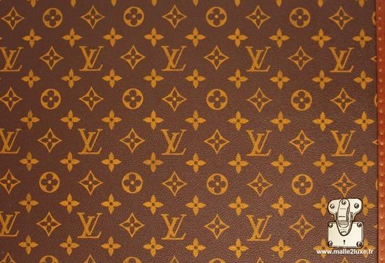 toile Louis Vuitton président