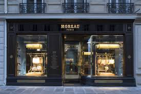 Moreau paris boutique mythique