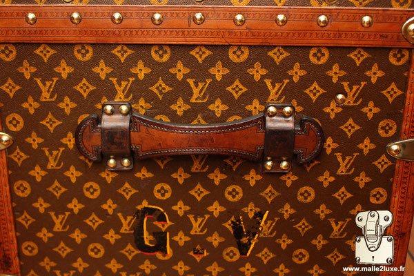 poignée malle Louis Vuitton ancienne