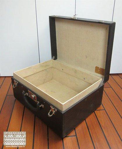 valise Louis Vuitton automobile noir