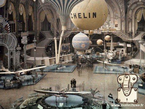 Salon aéronautique paris 1920 louis vuitton