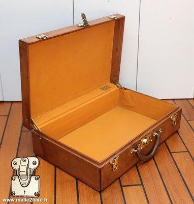 petite valise a bijoux louis vuitton cuir 1918