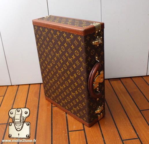 superbe Valise Louis Vuitton ancienne