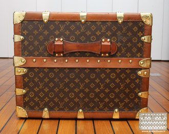old vuitton trunk top