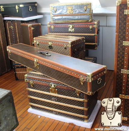 malle legendary trunk museum Louis Vuitton musée