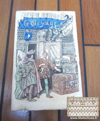 1901 le voyage emile gautier Georges fils de louis vuitton