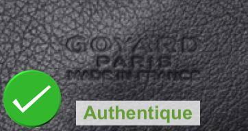 authentic goyard bag