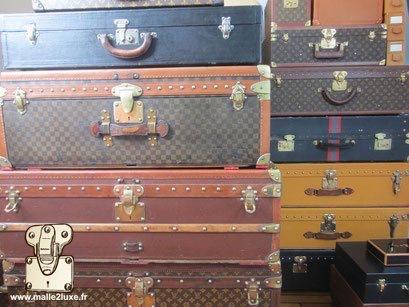 Vendre facilement au meilleur prix votre Malle Louis Vuitton 1000 euros