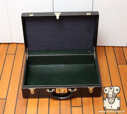 valise en cuir épi vuitton
