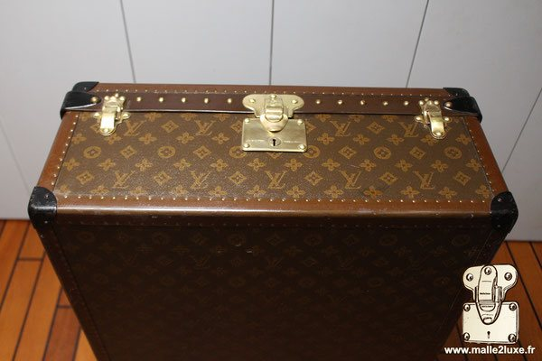 fermoir laiton massif louis vuitton