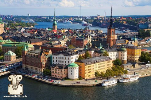 Goteborg suède exposition malle louis vuitton