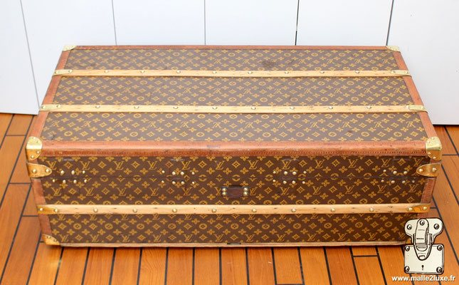 trunk cabine louis vuitton