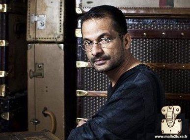 Ramesh nair directeur artistique malle moynat