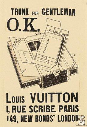 malle idéal louis Vuitton