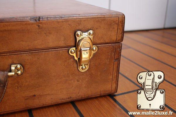 fermoirs en laiton pour valise vuitton