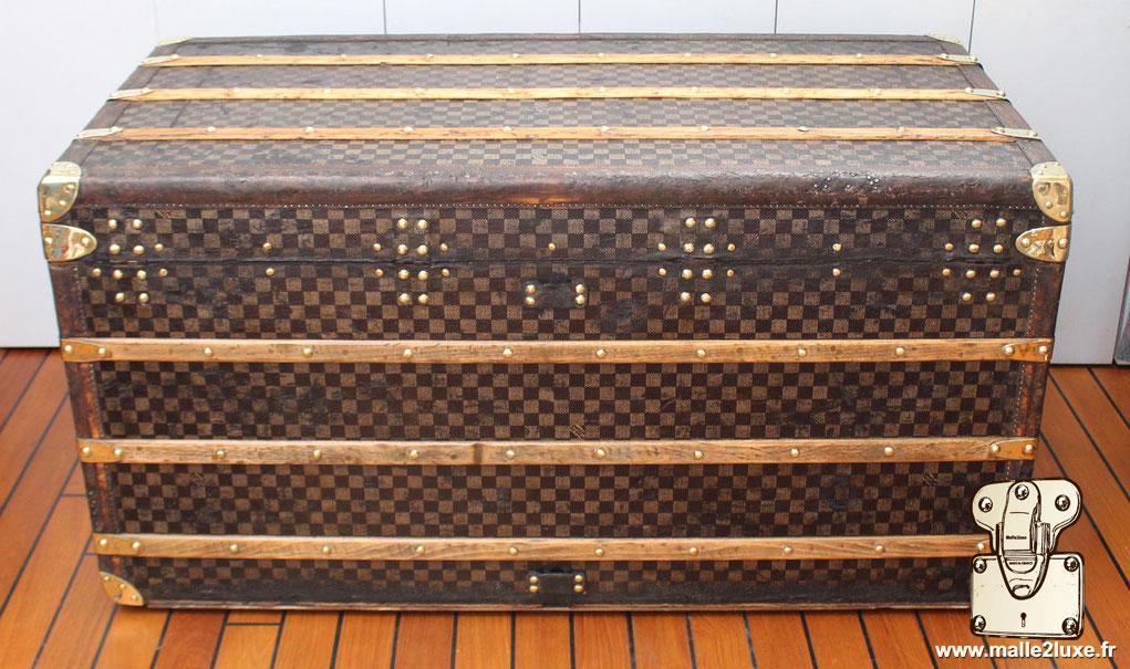 arrière malle courrier Louis Vuitton